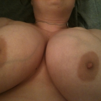 Very large tits of my ex-girlfriend - Jolie