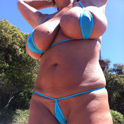 Costume Nuovo - Beach, Big Tits, Bikini Voyeur