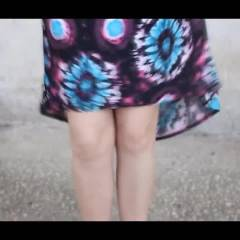 Kiki Walks - Big Tits, Blowjob, Flashing, Public Exhibitionist, Public Place, Shaved