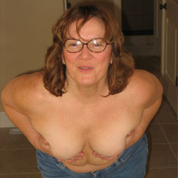 My Look In Glasses - Big Tits
