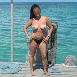 Beach Games - Beach, Brunette
