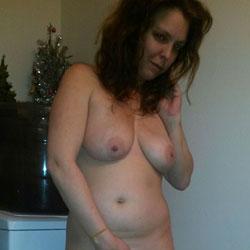 Wet Pussy - Big Tits, Close-Ups