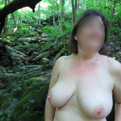 Very large tits of my wife - Kaye