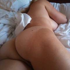 My wife's ass - Natural54