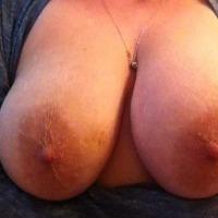 Large tits of my wife - JJC