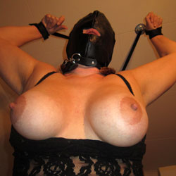 All Tied Up - Big Tits, Bondage