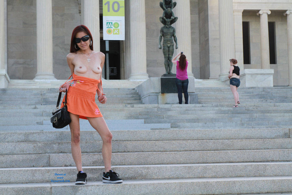 Sexy Girl Flashing Nude In Public - Brunette Hair, Exposed In Public, Flashing Tits, Flashing, Natural Tits, Nipples, Nude In Public, Showing Tits, Strip, Sunglasses, Topless Girl, Topless Outdoors, Topless, Sexy Body, Sexy Figure, Sexy Girl, Sexy Legs, Sexy Woman , Sexy, Nude In Public, Flashing, Small Tits, Legs, Sunglasses