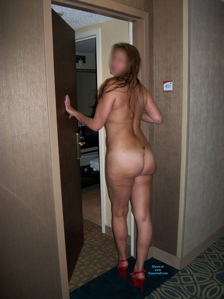 Voyeur hunnie hotel