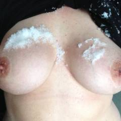Large tits of my wife - MyLadysbigtits