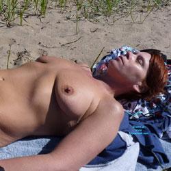 Nudist - Beach, Big Tits