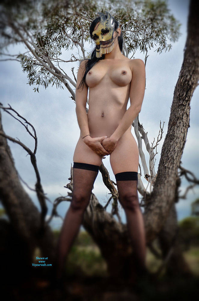 Naked Masked Girl In Nature - Big Tits, Brunette Hair, Erect Nipples, Exposed In Public, Firm Tits, Hard Nipple, Naked Outdoors, Nipples, Nude In Nature, Nude In Public, Perfect Tits, Showing Tits, Stockings, Hot Girl, Naked Girl, Sexy Body, Sexy Boobs, Sexy Feet, Sexy Figure, Sexy Girl, Sexy Legs, Sexy Woman, Young Woman , Naked, Mask, Nature, Brunette, Stockings, Legs, Big Tits, Nipples, Outdoor