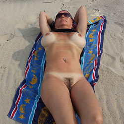 Beach Shots - Beach, Big Tits