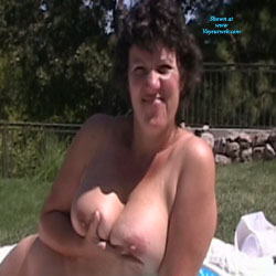 My Garden Is Nice - Big Tits