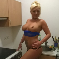 A Bit More - Big Tits, Brunette