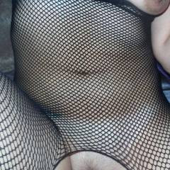 Medium tits of my wife - flirty wife