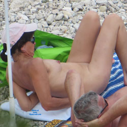 Croatian Beach Milf 5 - Beach