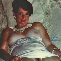 Teasing Photos - Big Tits, Brunette