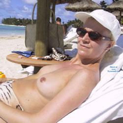 Not So Shy Anymore - Beach, Big Tits