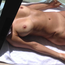 Nude Suntanning - Wife/Wives