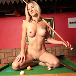 Sitting Naked On Pool Table - Big Tits, Blonde Hair, Erect Nipples, Firm Tits, Full Nude, Hard Nipple, Nipples, Perfect Tits, Shaved Pussy, Showing Tits, Tattoo, Hairless Pussy, Hot Girl, Naked Girl, Sexy Body, Sexy Boobs, Sexy Face, Sexy Feet, Sexy Figure, Sexy Girl, Sexy Legs, Sexy Woman, Face Sitting, Young Woman