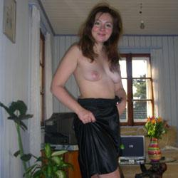 Xenia Revient - Brunette, Lingerie