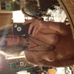 Medium tits of my ex-girlfriend - Kitten