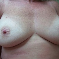 Large tits of my wife - Veronica