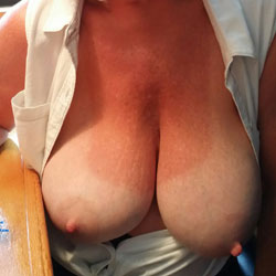 You Would Like To What? - Big Tits, Flashing, Public Exhibitionist, Public Place
