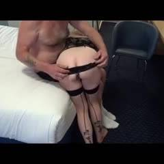 Spanked Wife - Lingerie, Wife/Wives