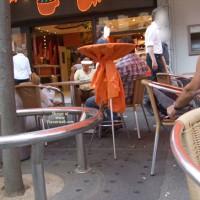 Cafe In Mannheim