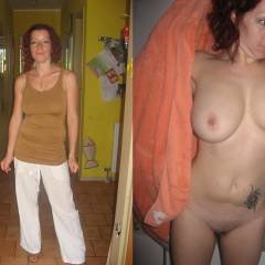 Very large tits of my ex-wife - Andrea G.
