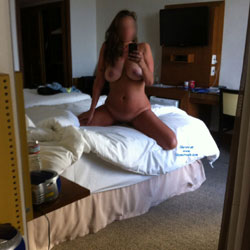 Hotel Selfies - Big Tits