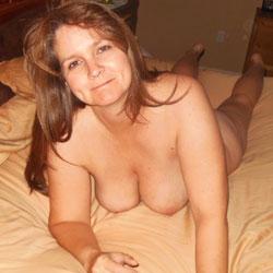 Getting Myself Ready - Big Tits, Masturbation, Bush Or Hairy