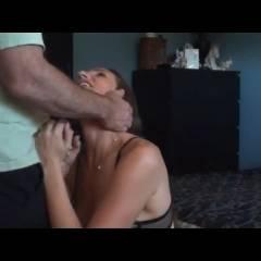 Tittie Fuck!!!!!! - Big Tits, Blowjob, Brunette, Cumshot, Penetration Or Hardcore