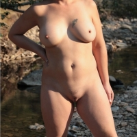 Medium tits of my wife - L L