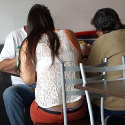Thong Slip In Quito Ecuador