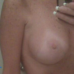 More Pics Sent By My Wife - Big Tits, Wife/Wives