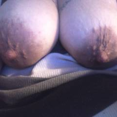 Large tits of my wife - sugar boobs