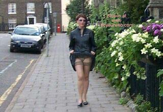 Pic #2 - A Walk In The Town