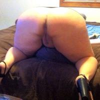 My girlfriend's ass - baoonk