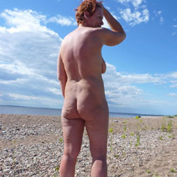Frontal Nudity - Redhead
