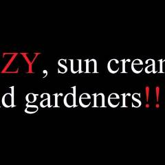 Sfizy, Sunscreen And.... Gardeners - Nude Amateurs, Big Tits, Nude Wives, Outdoors, See Through
