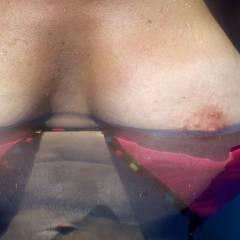 My medium tits - Mandabear