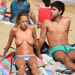 Beach Vacation - Beach, Big Tits