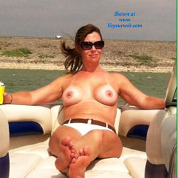 Time On The Lake - Big Tits, Wife/Wives