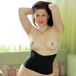 Sexy Mood - Big Tits, Brunette Hair, Shaved