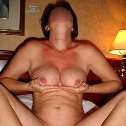 Feeling Playful, Part 2 - Big Tits