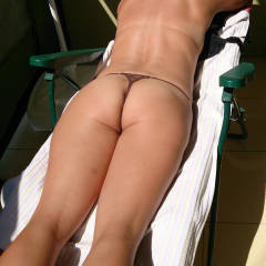 My wife's ass - Andzia
