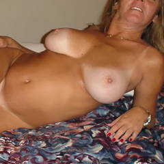 Large tits of my wife - Sexy K
