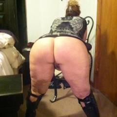 My girlfriend's ass - Badonk